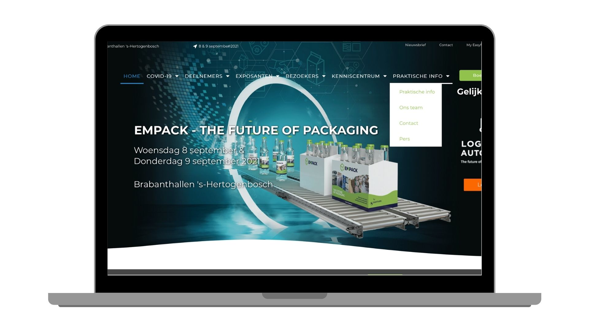 EMPACK - THE FUTURE OF PACKAGING